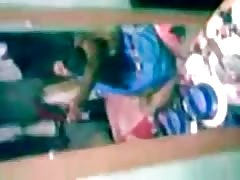 Village Girl Attempting Dick Riding But Enjoying Missionary Position Chaudai clip0